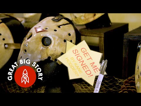 Friday the 13th's Real-Life Jason