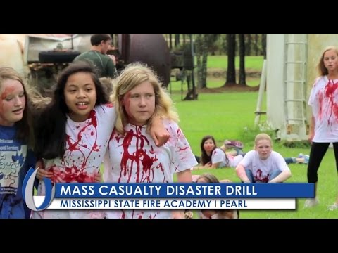 Mass casualty drill helps sharpen disaster response skills