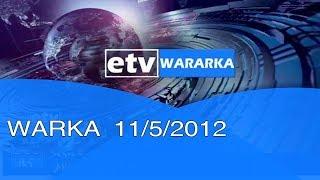 WARKA 11/5/2012 |etv