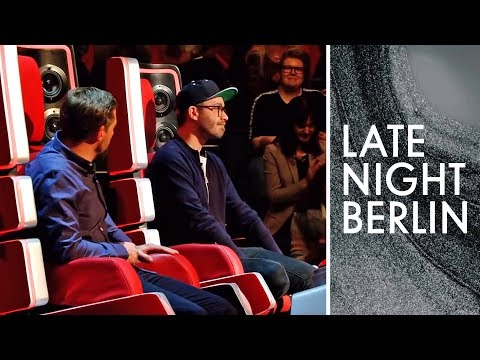 Mark Forster und Klaas suchen: The Worst of Germany | Late Night Berlin | ProSieben