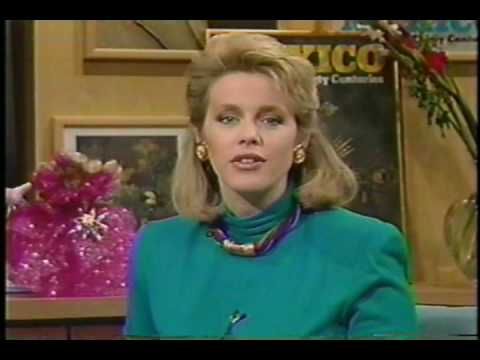 Deborah Norville - (Recorded Live 12/06/1990) A young, attractive Today Show Co-Host Deborah Norville interviews Jeffrey A. Cole and an industry analyst about Child World's fut...