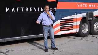 Florence (KY) United States  city images : Matt Bevin Visits Florence, KY- May 18, 2014