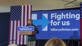 Delano (CA) United States  city photos gallery : UFW President Arturo Rodriguez speaks in Delano, CA