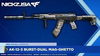 Nonton AK-12-S-Dual Mag-Ghetto | CROSSFIRE Indonesia 2.0 Film Subtitle Indonesia Streaming Movie Download