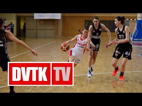 Női Kosárlabda NB I. A-csoport 17. forduló.  Aluinvent DVTK - BEAC-Újbuda