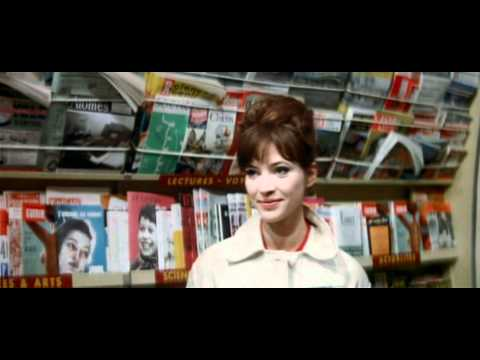 Une Femme est une femme - Video tribute to Jean-Luc Godard's movie