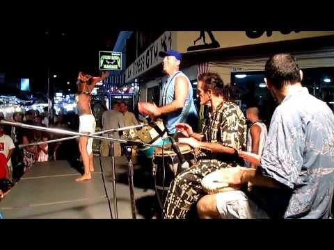 Thailand Walking Street Show Highlights (Lamai Beach, Koh Samui Island, 12 Jan 2014)