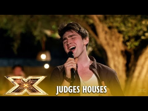 Brendan Murray: He Picks A HARD BIG Song... See How It Turns Out! | The X Factor UK 2018