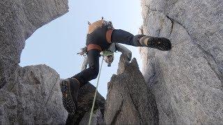 High Altitude Climbing With WILL GADD - GoPro Hero 7 by Matt Groom