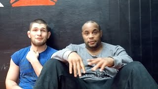 "Video Behind the walls of AKA - Daniel ""DC"" Cormier & Khabib (ENG Version) MP3, 3GP, MP4, WEBM, AVI, FLV Juni 2019"