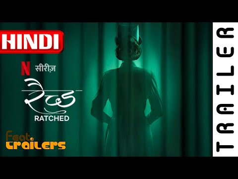 Ratched (2020) Season 1 Netflix Official Hindi Trailer #1 | FeatTrailers