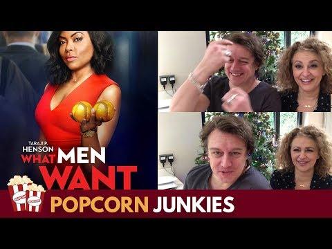 What Men Want (Red Band Trailer #1) Nadia Sawalha & Family Reaction