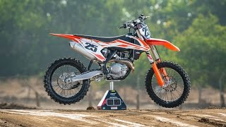7. 2017 KTM 450 SX-F | First Impression | TransWorld Motocross