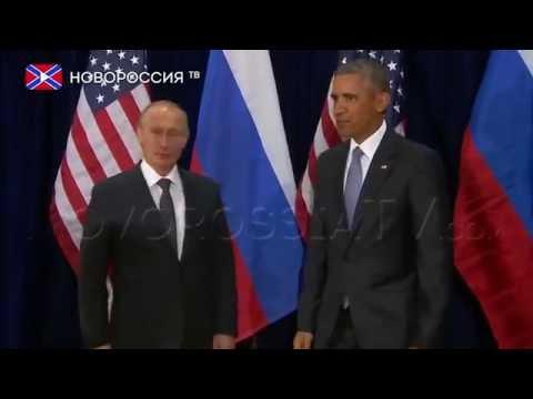 В США растет число поклонников Путина (видео)