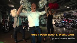 PØbb T PØbb Band På 4 Stjerners Middag