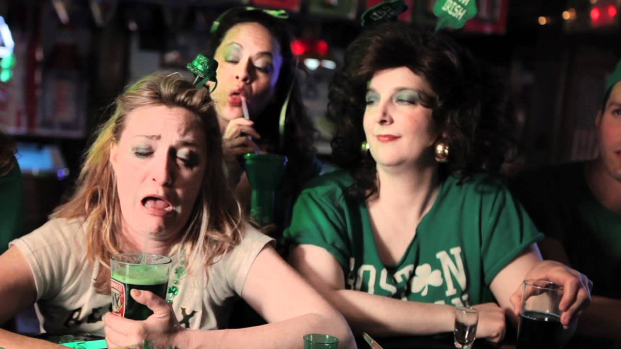 Happy St. Paddy\'s Day From The Real Housewives of South Boston