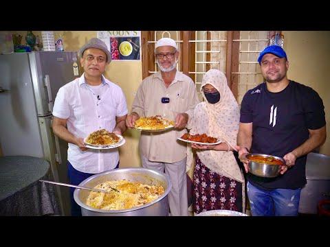 NOON'S BIRYANI | This Family Serves 'Asli' Home-Cooked HYDERABADI Biryani | Biryani Making At Home