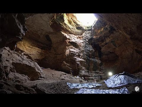 WyomingPBS documentary on Natural Trap Cave