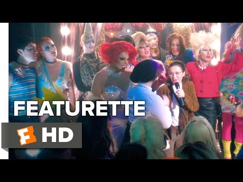 Absolutely Fabulous: The Movie Featurette - Drag Queens (2016) - Joanna Lumley Movie