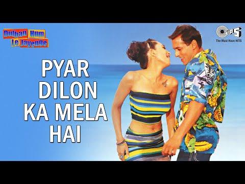 Video Pyar Dilon Ka Mela Hai - Video Song | Dulhan Hum Le Jaayenge | Salman Khan & Karisma Kapoor download in MP3, 3GP, MP4, WEBM, AVI, FLV January 2017