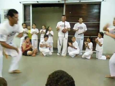 capoeira de cafeara  geração brasil capoeira 2012
