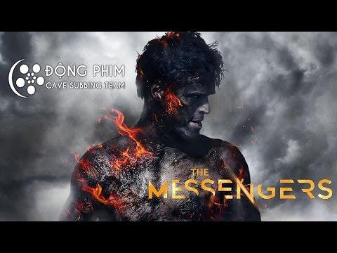 [Vietsub] The Messengers - NHỮNG SỨ GIẢ ~ Official Trailer #3 Faith (HD)