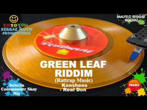 Green Leaf Riddim Mix [march 2012] Rattrap Music