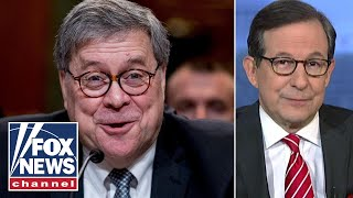 Wallace: Barr may have gotten ahead of himself using this word
