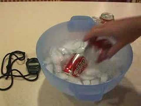 0 Super Chill Your Drink in 2 Minutes