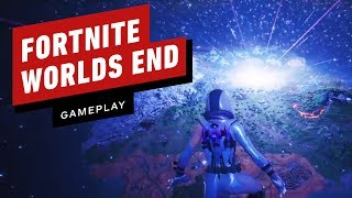 Fortnite: Watch the FULL World Ending Event before Season 11 Gameplay! by IGN