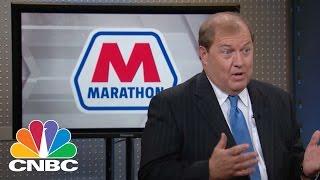 MARATHON PETROLEUM Marathon Petroleum Corp CEO: OPEC's Impact | Mad Money | CNBC