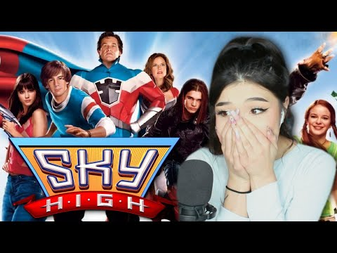 EVERYONE IN SKY HIGH IS GAY????? **SKY HIGH MOVIE COMMENTARY**