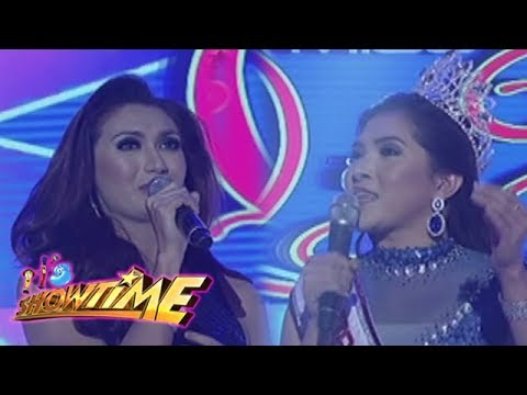 It's Showtime Miss Q & A: Jeysn Ramos vs. Rianne Azares