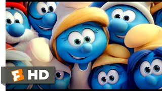 Smurfs: The Lost Village (2017) - I'm a Lady Scene (10/10) | Movieclips