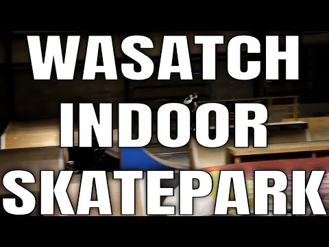 WASATCH ACTION SPORTS SKATEPARK IN SALT LAKE CITY UTAH!! INSANE SCOOTERS AND BIKER SESSIONS!
