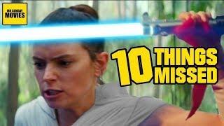Star Wars: The Rise of Skywalker Trailer - Dark Rey, Evil C3P0, Easter Eggs, Things Missed