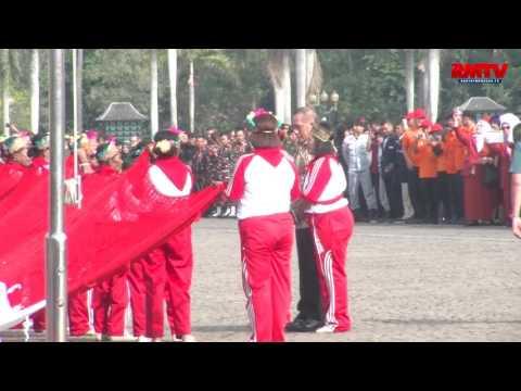 Gantikan Jokowi, Menpan Pimpin Lansung Apel