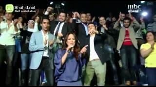 Arab Idol -حلقة نتائج التصويت - المجموعة
