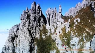 Grignetta: cattedrale oltre le nuvole