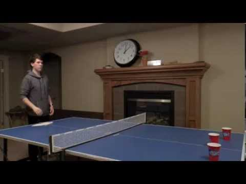 World's Greatest Beer Pong Trick Shots | BBsDoingNothing