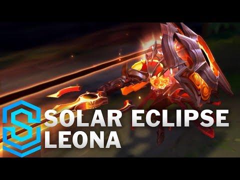 Leona Nhật Thực - Solar Eclipse Leona
