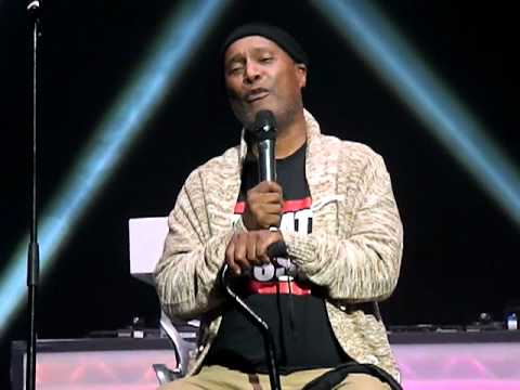 Paul Mooney - Masters of Comedy. 02 Academy Brixton 16th September 2012