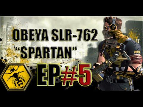 "APB Reloaded WASP - Episode #5 Obeya SLR-762 ""Spartan"""