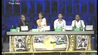 Buoc nhay hoan vu 2012 - Phuong Thanh - Buoc nhay hoan vu 2012 tuan 8 (27/5/2012)
