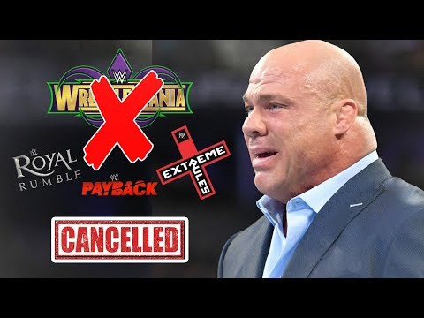 REAL REASON WHY WWE IS CANCELLING MAJOR PPVS (WWE RAW AND SD LIVE)