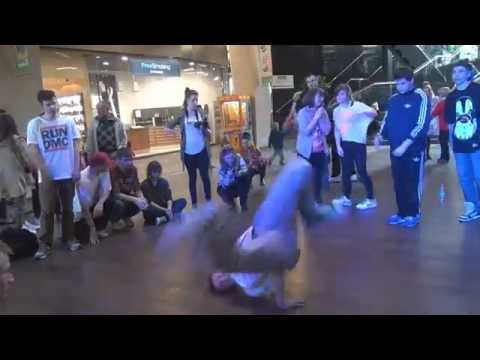 Bboy Flair - \