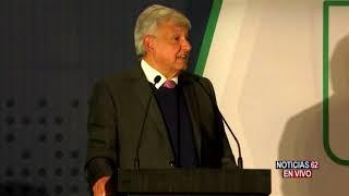 López Obrador presentó su plan de seguridad – Noticias 62 - Thumbnail