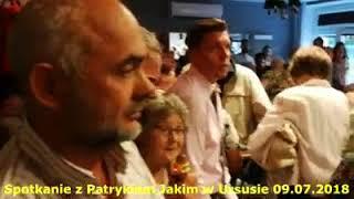 Na spotkaniu w Ursusie 09.07.2018 Patrykowi Jakiemu i jego zwolennikom puściły nerwy.