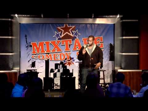 Mixtape Comedy Show - Al Jackson