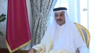 Resmi temaslarda bulunmak üzere Katar'a gelen Cumhurbaşkanı Recep Tayyip Erdoğan, Katar Emiri Şeyh Temim bin Hamad El Sani ile baş başa görüşme gerçekleştirdi. Suudi Arabistan ve Kuveyt ziyaretlerini tamamlayan Cumhurbaşkanı Recep Tayyip Erdoğan, resmi temaslarda bulunmak üzere Katar'a geldi. Cumhurbaşkanı Erdoğan, Katar Emiri Şeyh Temim bin Hamad El Sani ile ikili görüşme gerçekleştirdi. ============================Türkiye Gazetesi YouTube Kanalına Abone Olmak İçin:► http://bit.ly/Turkiye-GazetesiTürkiye Gazetesi Resmi Web Sitesi► http://www.turkiyegazetesi.com.trTürkiye Gazetesi Sosyal Medya Adresleri► https://facebook.com/turkiyegazetesi► https://twitter.com/turkiyegazetesi► https://plus.google.com/+turkiyegazetesi► https://instagram.com/turkiyegazetesicomtrTürkiye Gazetesi Haber Akışı► http://www.turkiyegazetesi.com.tr/rss/rss.xml